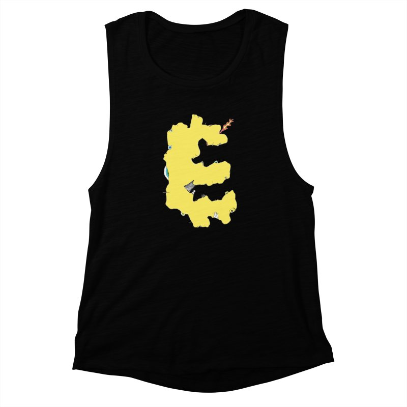 Face It (E) Women's Muscle Tank by Face It, You Want This