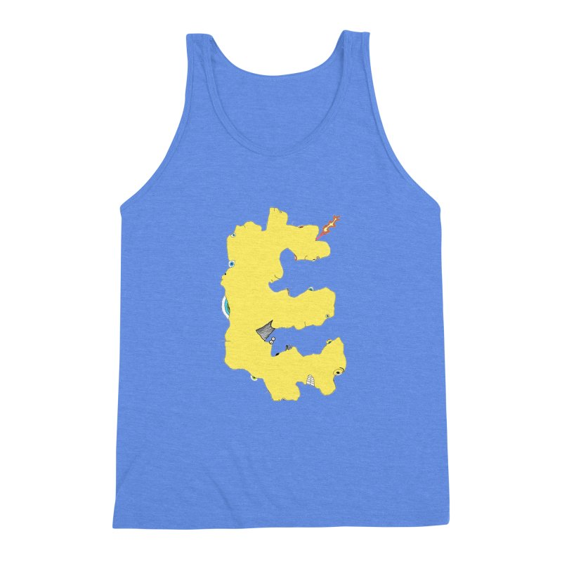 Face It (E) Men's Triblend Tank by Face It, You Want This