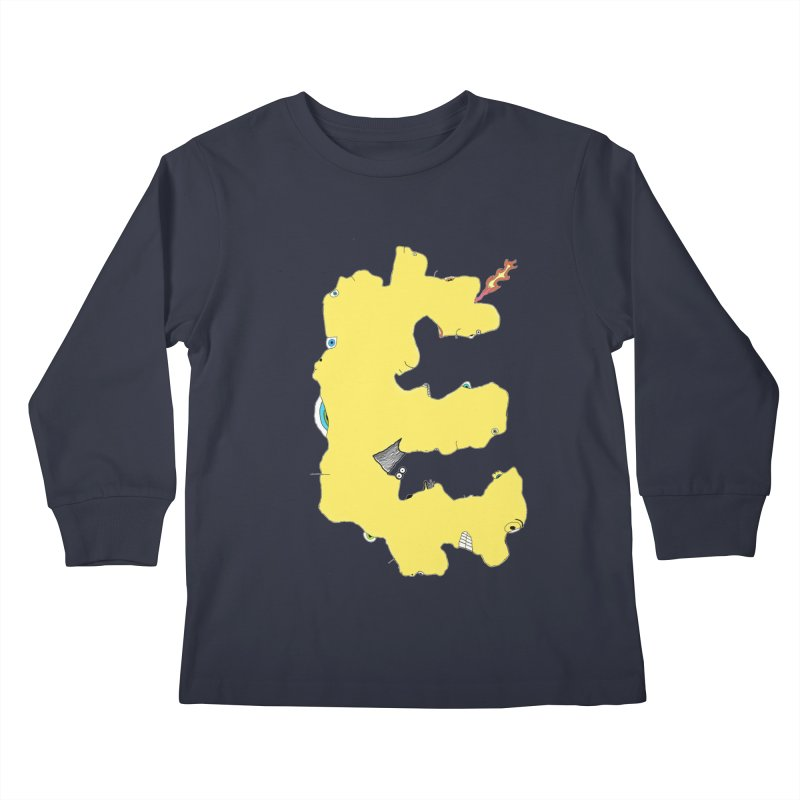 Face It (E) Kids Longsleeve T-Shirt by Face It, You Want This
