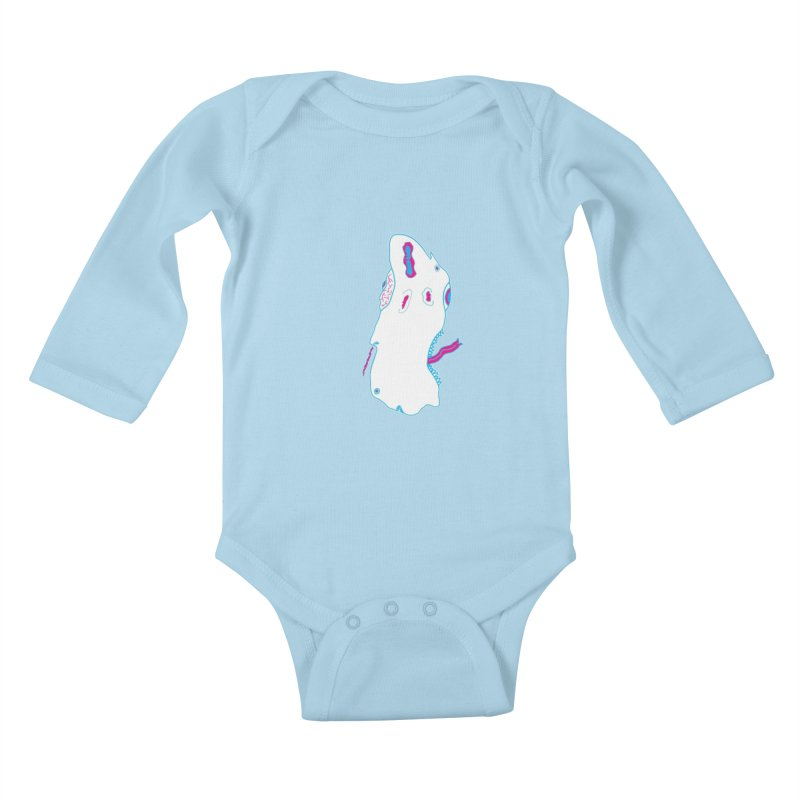 Face It 3 Kids Baby Longsleeve Bodysuit by Face It, You Want This
