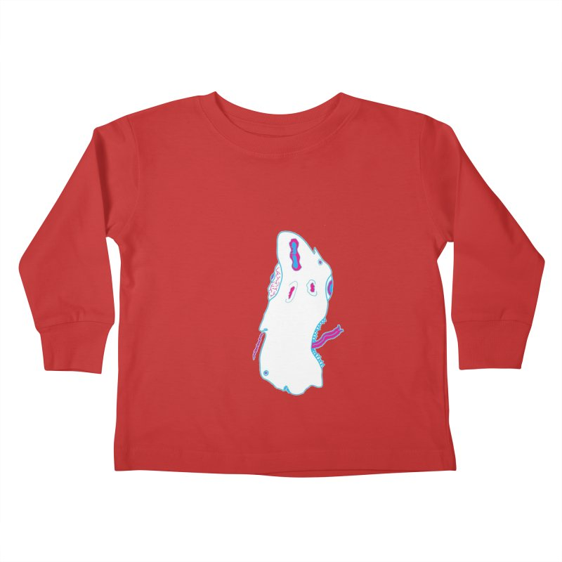 Face It 3 Kids Toddler Longsleeve T-Shirt by Face It, You Want This
