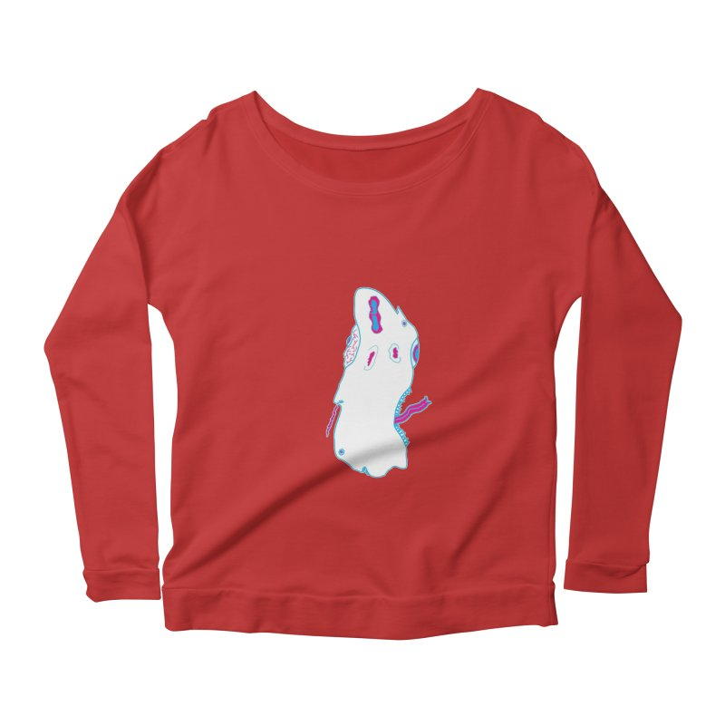 Face It 3 Women's Longsleeve Scoopneck  by Face It, You Want This