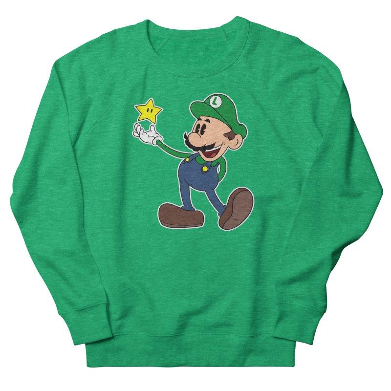 Pop Retro Luigi   by douglasstencil's Artist Shop