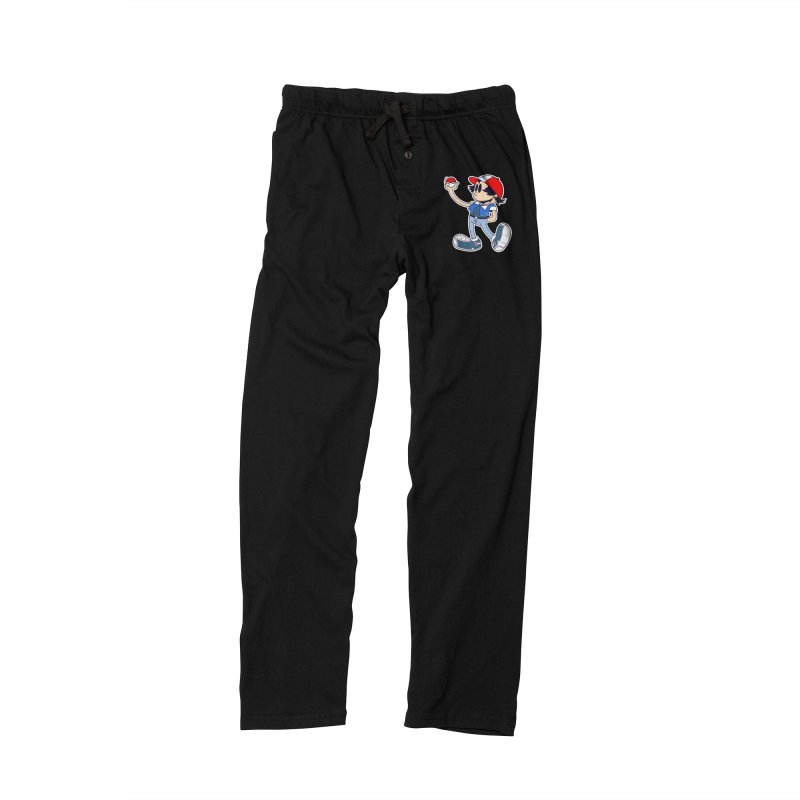 Pop Retro Ash Men's Lounge Pants by douglasstencil's Artist Shop