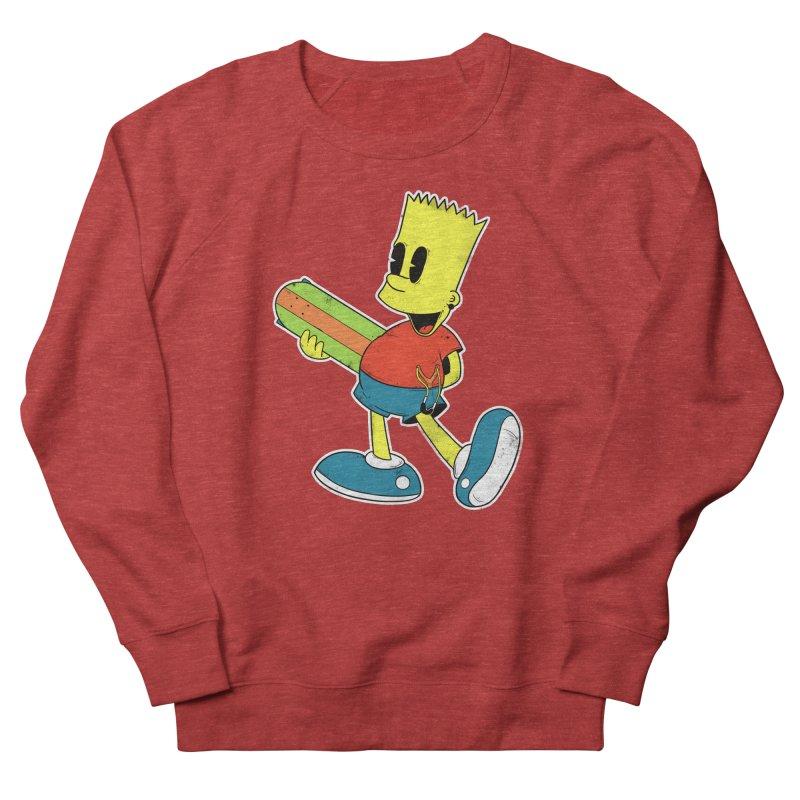Pop Retro Bart   by douglasstencil's Artist Shop