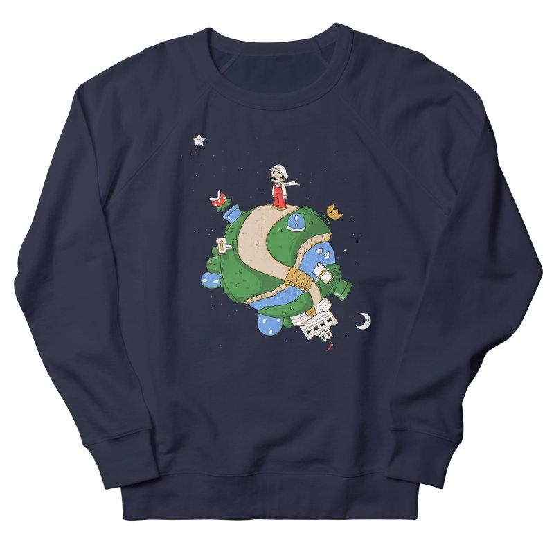Little Mustachioed Women's Sweatshirt by douglasstencil's Artist Shop