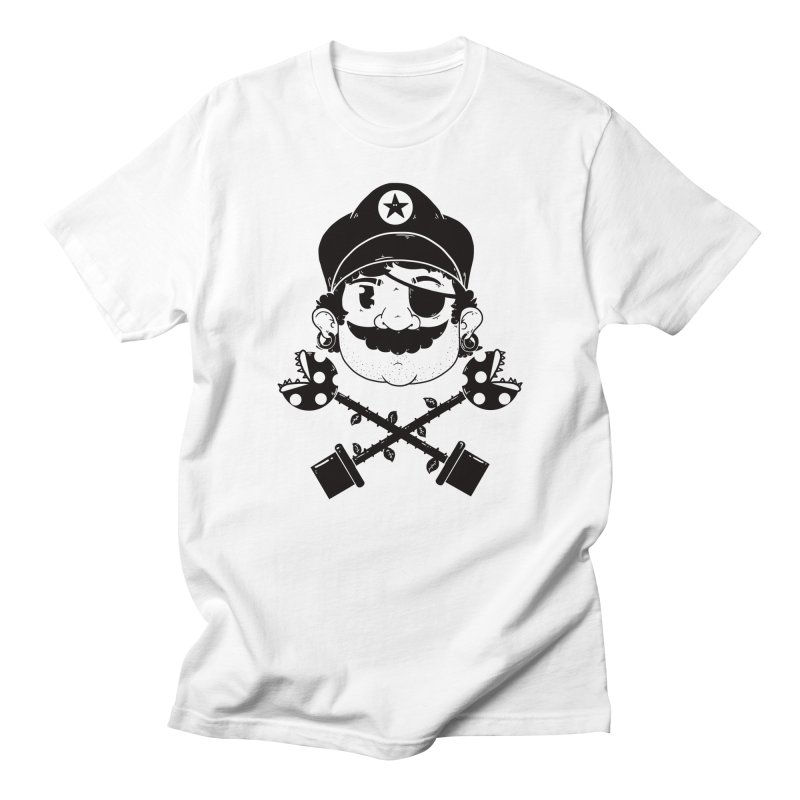 Captain Men's T-shirt by douglasstencil's Artist Shop