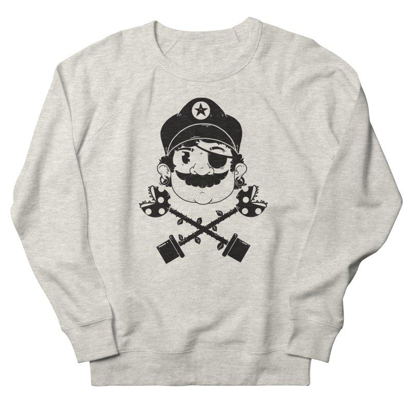 Captain Men's Sweatshirt by douglasstencil's Artist Shop