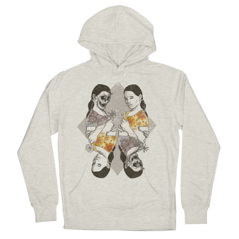 Two Sides Men's Pullover Hoody by douglasstencil's Artist Shop