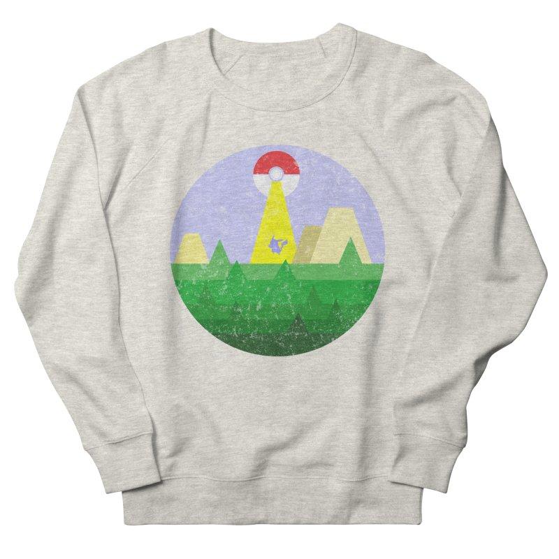 Abduction Men's Sweatshirt by douglasstencil's Artist Shop
