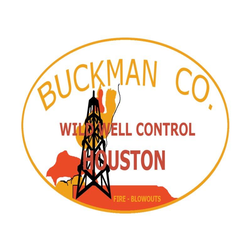 Buckman Company Wild Well Control Men's T-Shirt by Dover Design Works' Artist Shop