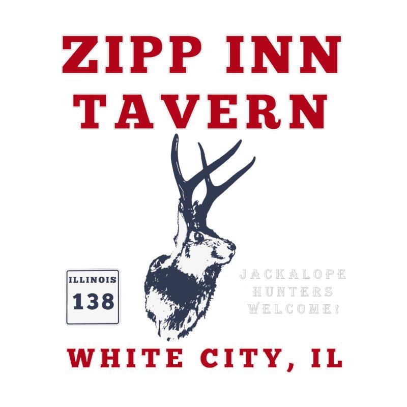 Zipp INN Men's T-Shirt by Dover Design Works' Artist Shop