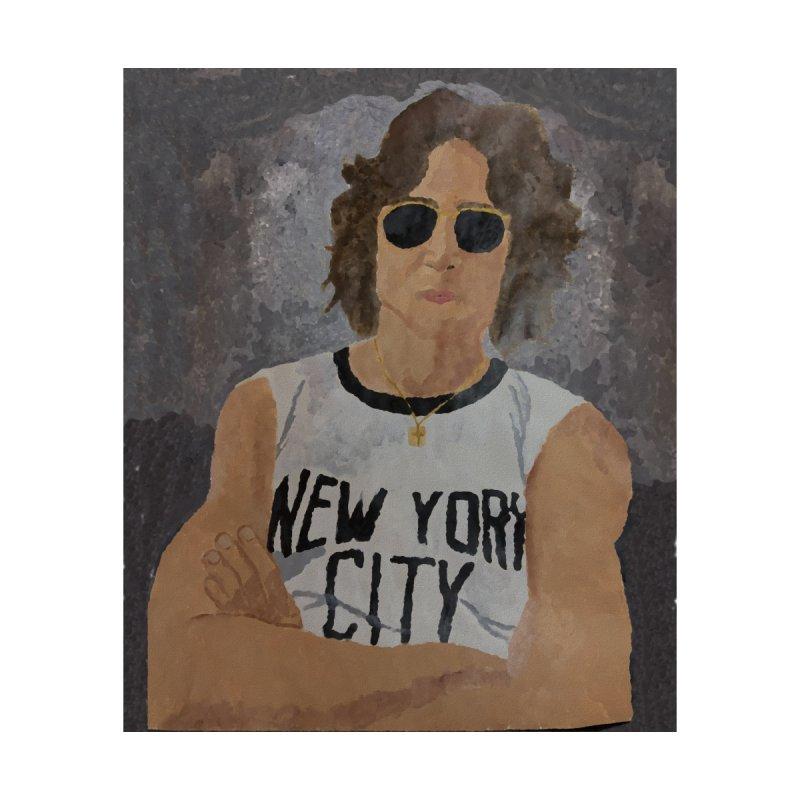 New York New York Men's T-Shirt by Dover Design Works' Artist Shop