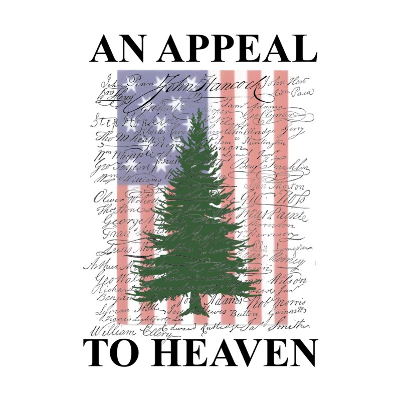 An Appeal To Heaven Home Tapestry by Dover Design Works' Artist Shop