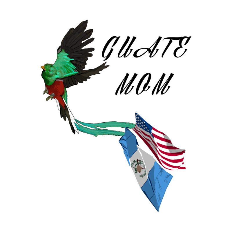 Guate MOM Women's T-Shirt by Dover Design Works' Artist Shop