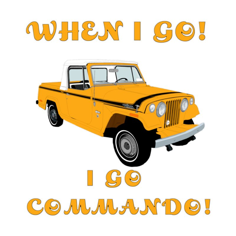 GOING COMMANDO! Women's Tank by Dover Design Works' Artist Shop