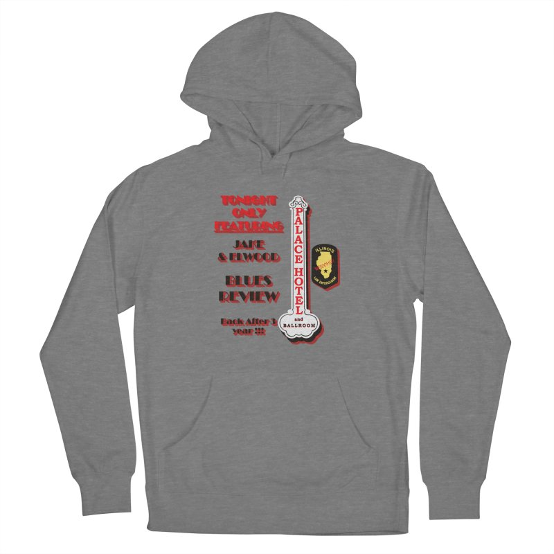 The Place Ballroom Women's Pullover Hoody by Dover Design Works' Artist Shop
