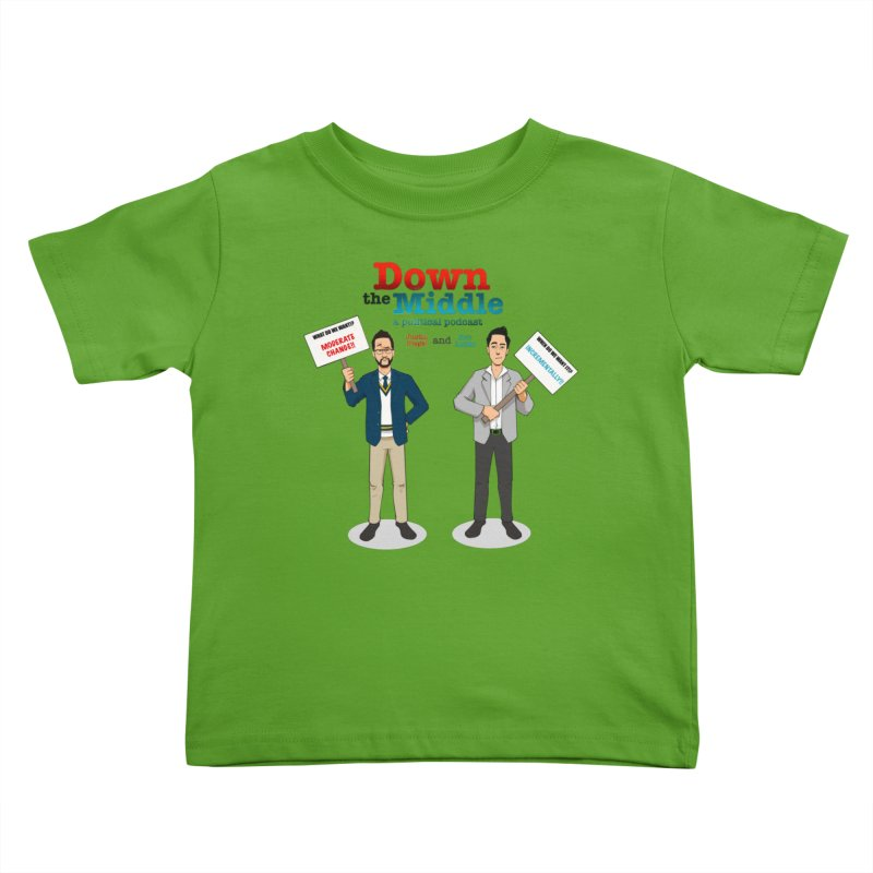 Moderate Change Incrementally Products Kids Toddler T-Shirt by downthemiddle's Artist Shop