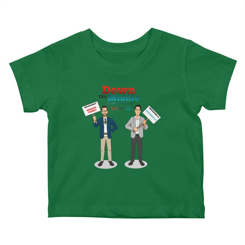 Moderate Change Incrementally Products Kids Baby T-Shirt by downthemiddle's Artist Shop