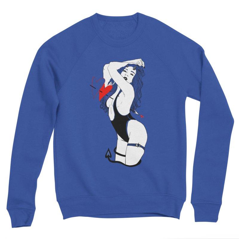 Be Mine Women's Sweatshirt by designs by doxxi