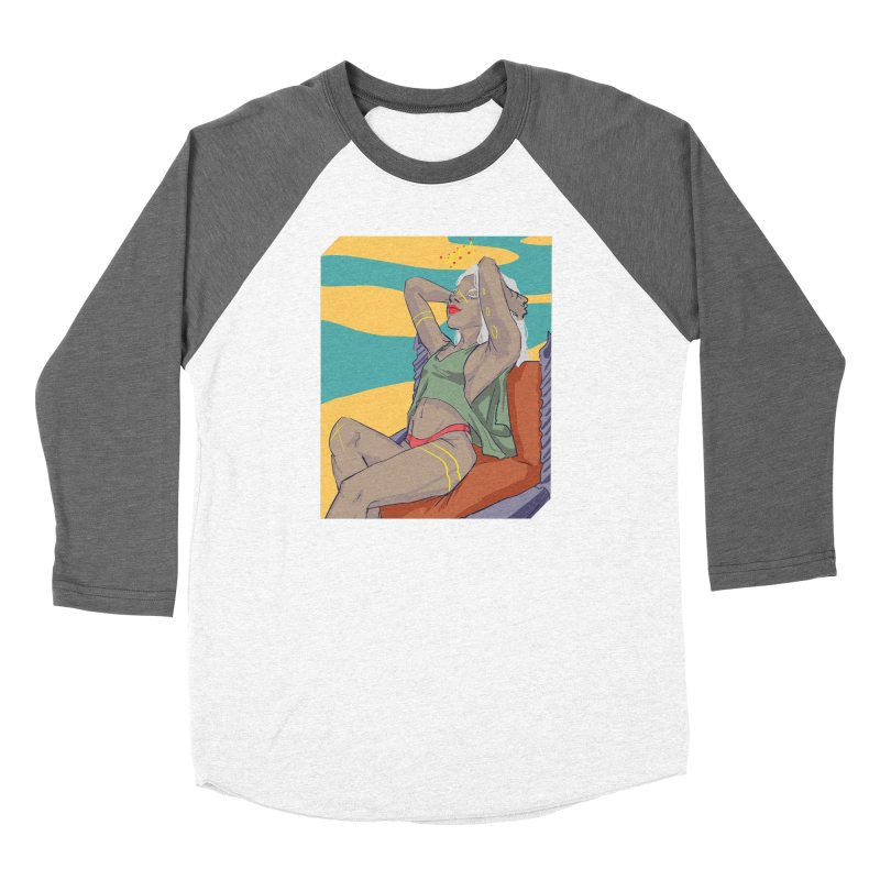 NEVER EVER SETTLE Women's Longsleeve T-Shirt by designs by doxxi