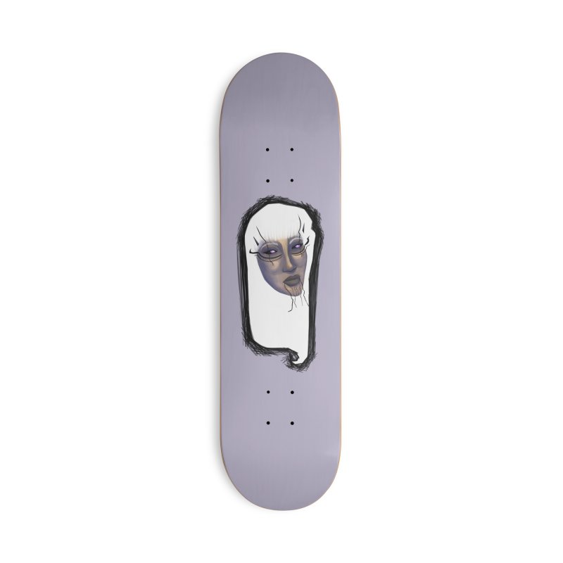 Spindletop Accessories Skateboard by designs by doxxi