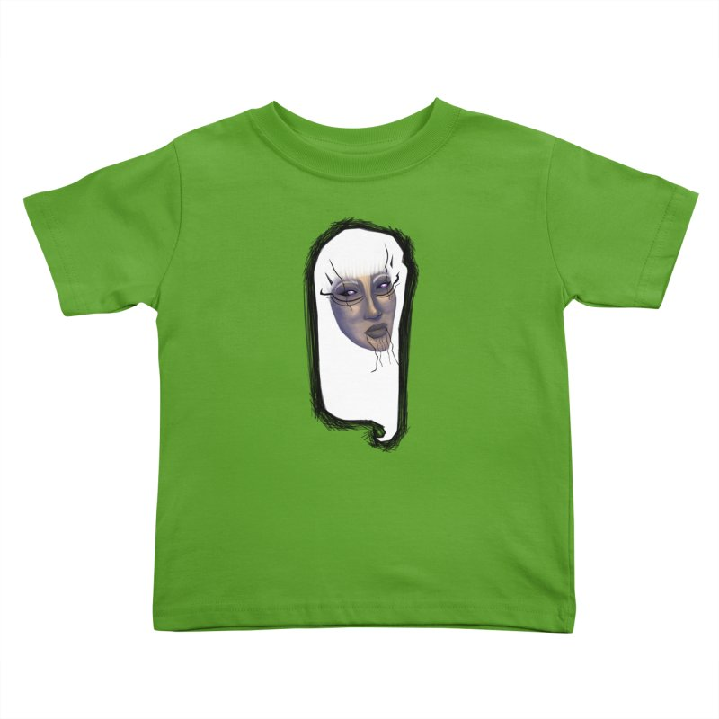 Spindletop Kids Toddler T-Shirt by designs by doxxi