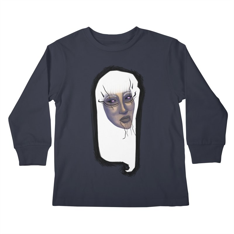 Spindletop Kids Longsleeve T-Shirt by designs by doxxi
