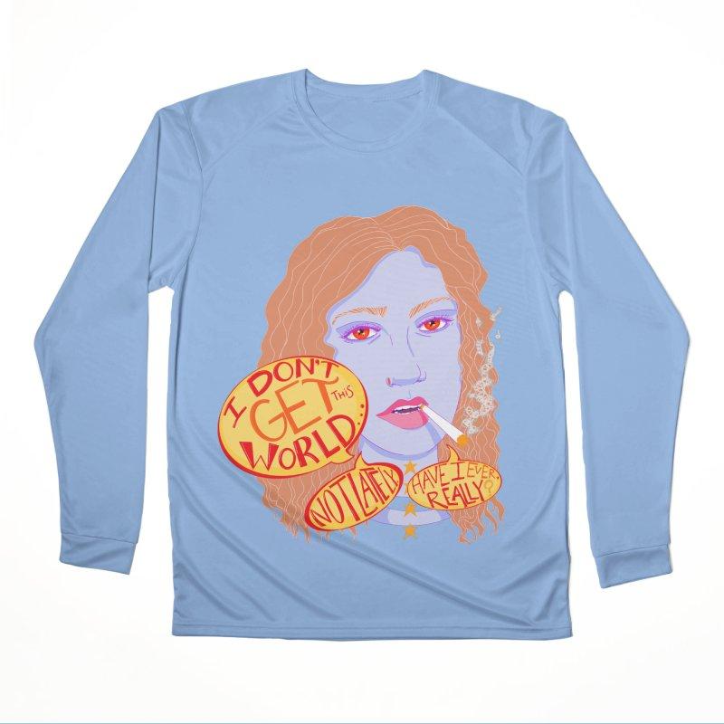 Welp Women's Longsleeve T-Shirt by designs by doxxi
