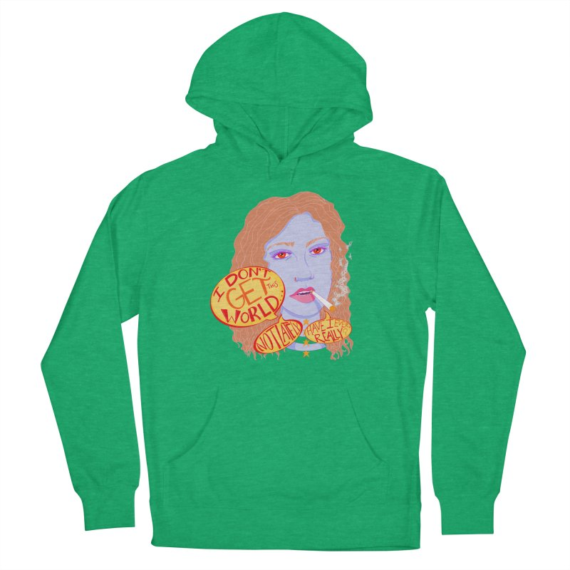 Welp Women's Pullover Hoody by designs by doxxi