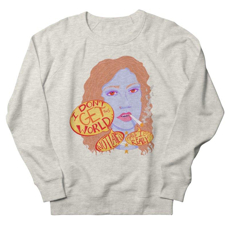 Welp Women's Sweatshirt by designs by doxxi
