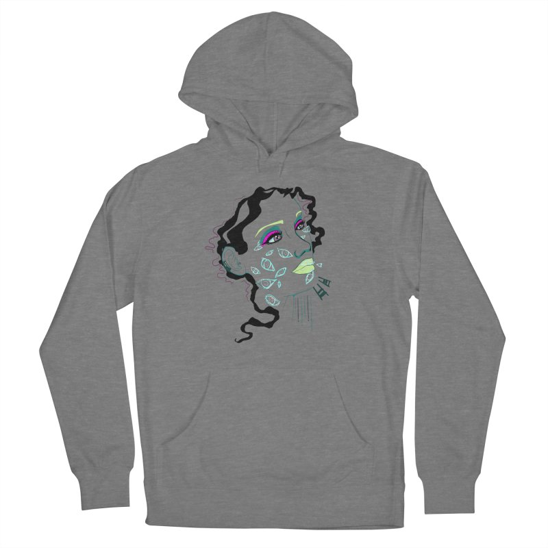Barfly Women's Pullover Hoody by designs by doxxi