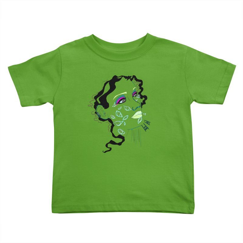 Barfly Kids Toddler T-Shirt by designs by doxxi