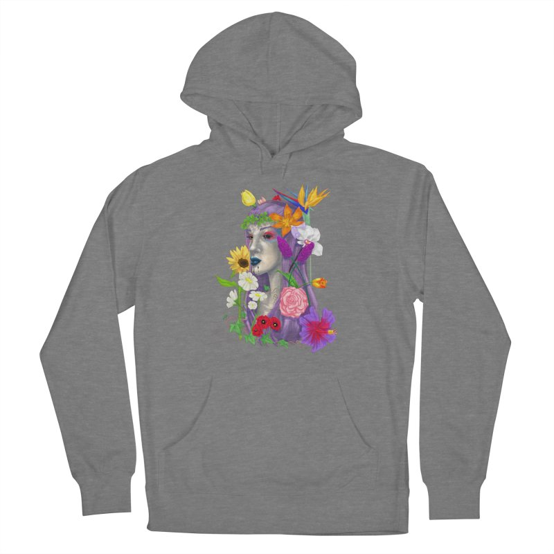 I CAN'T SEE Women's Pullover Hoody by designs by doxxi