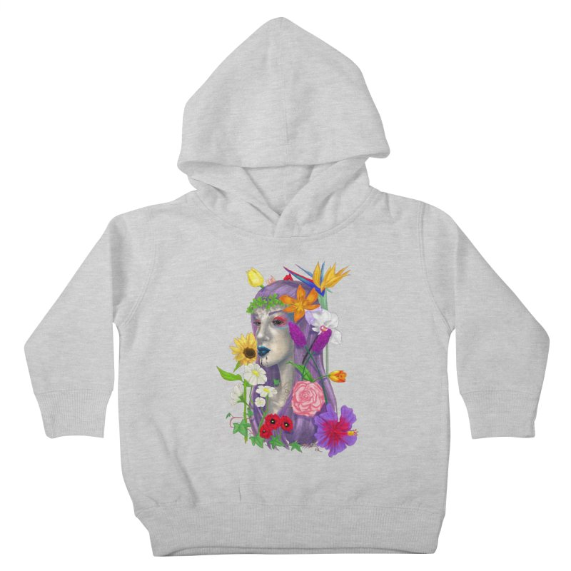 I CAN'T SEE Kids Toddler Pullover Hoody by designs by doxxi