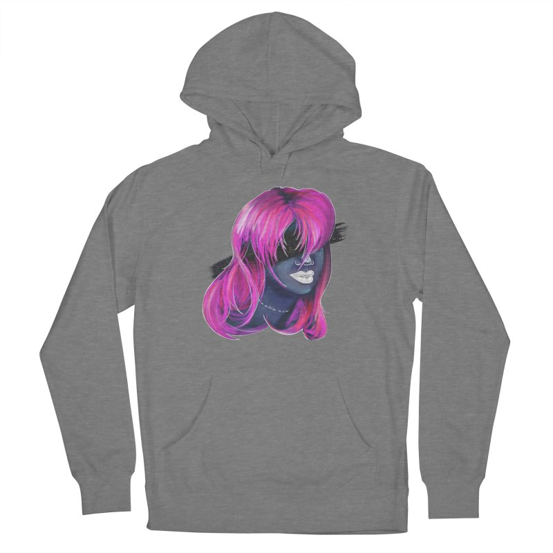 The Dotted Line Women's Pullover Hoody by designs by doxxi