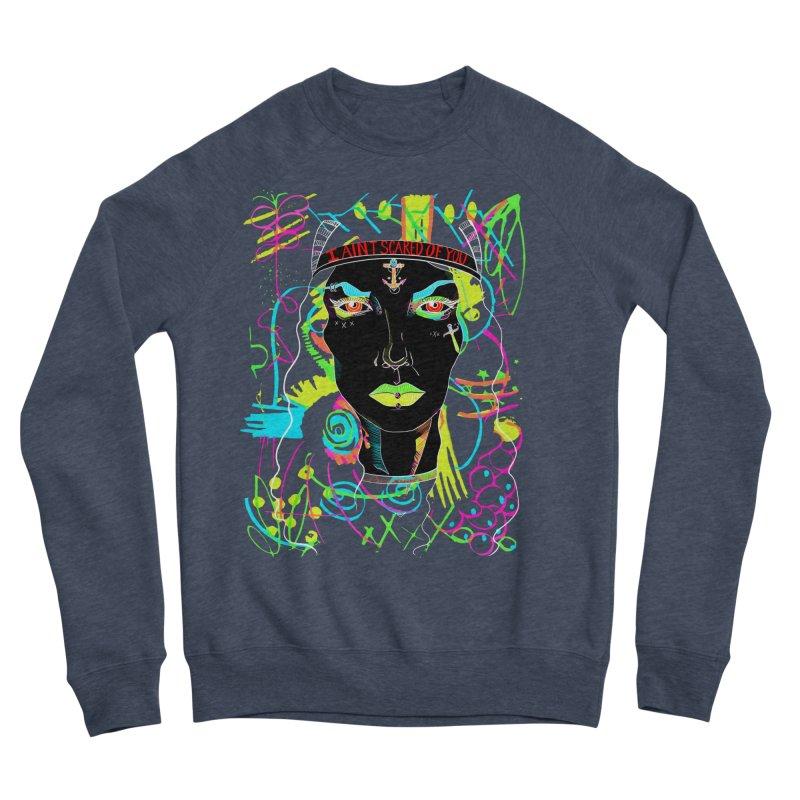 Nasty Woman Women's Sweatshirt by designs by doxxi