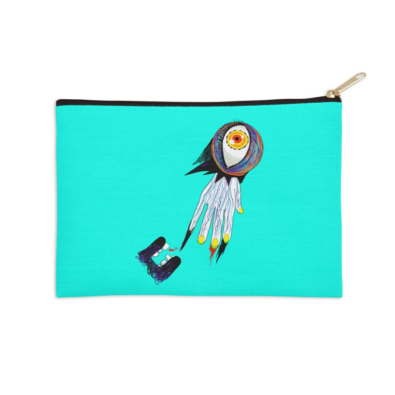 Noms Accessories Zip Pouch by designs by doxxi