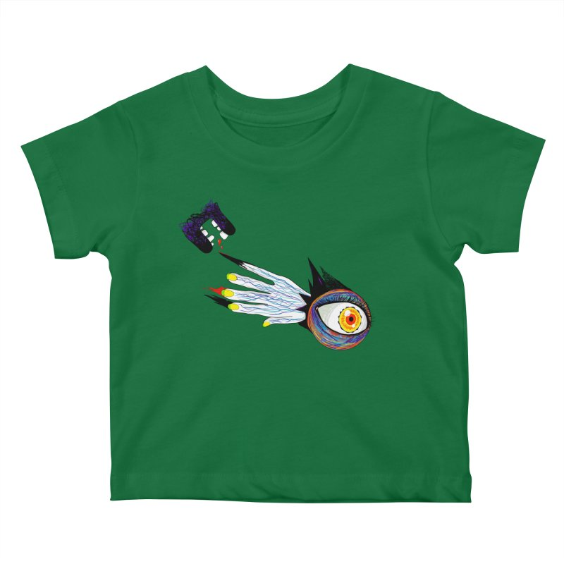 Noms Kids Baby T-Shirt by designs by doxxi