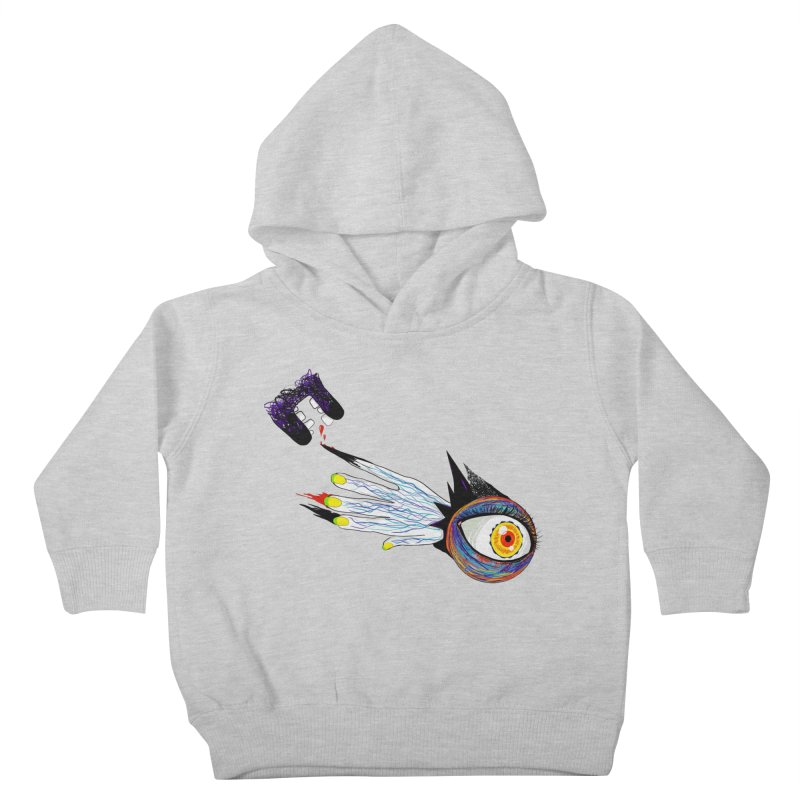 Noms Kids Toddler Pullover Hoody by designs by doxxi