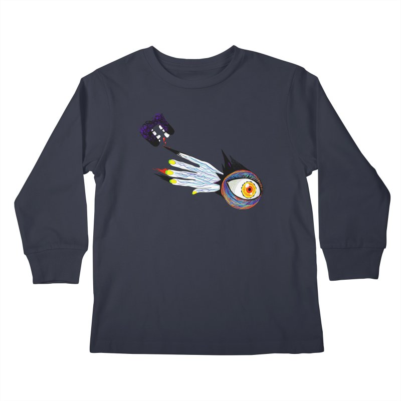Noms Kids Longsleeve T-Shirt by designs by doxxi