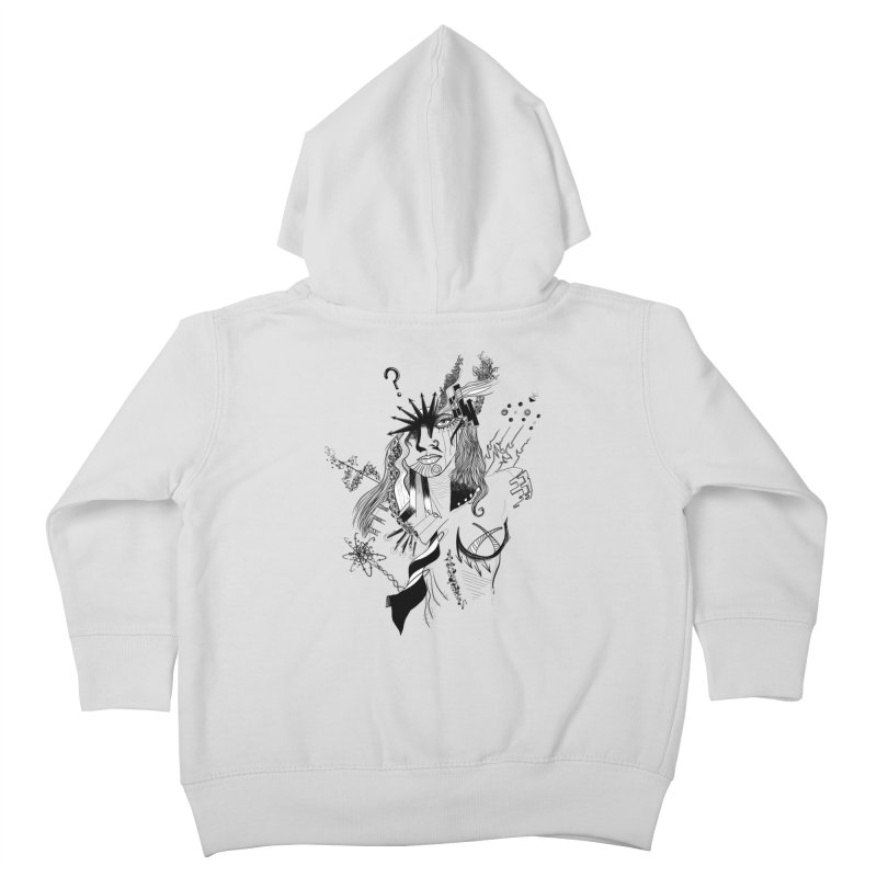 No Way Kids Toddler Zip-Up Hoody by designs by doxxi