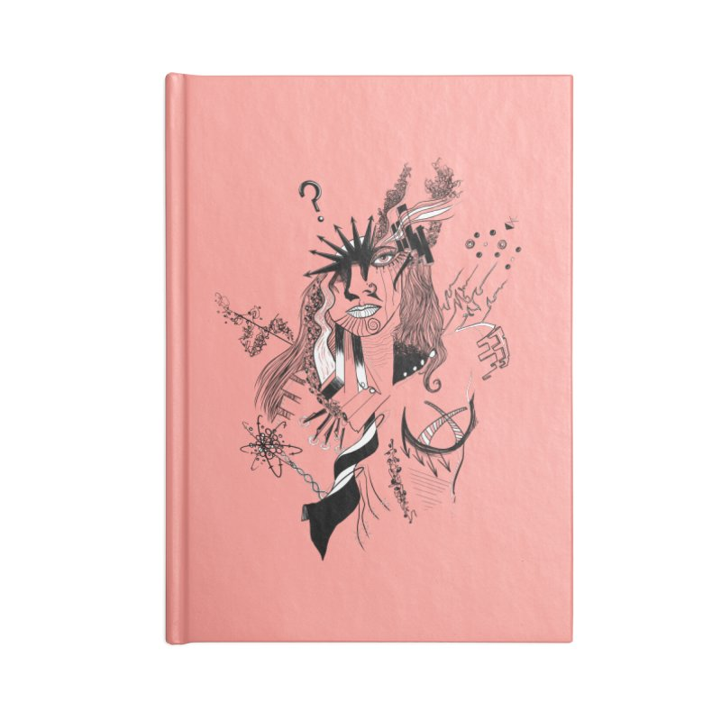 No Way Accessories Notebook by designs by doxxi