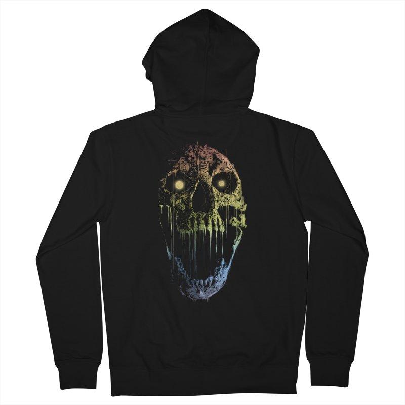 Soul Eater Men's Zip-Up Hoody by doylesee's Artist Shop