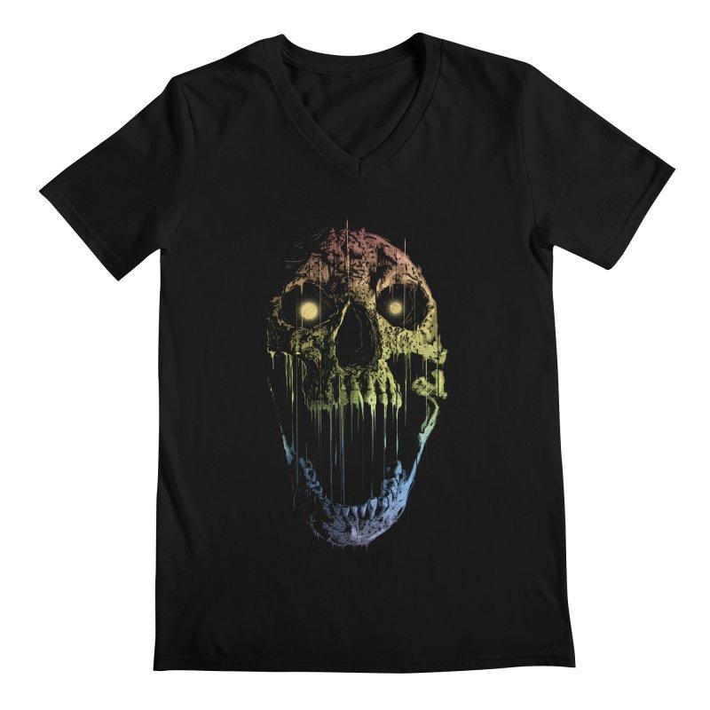 Soul Eater Men's V-Neck by doylesee's Artist Shop