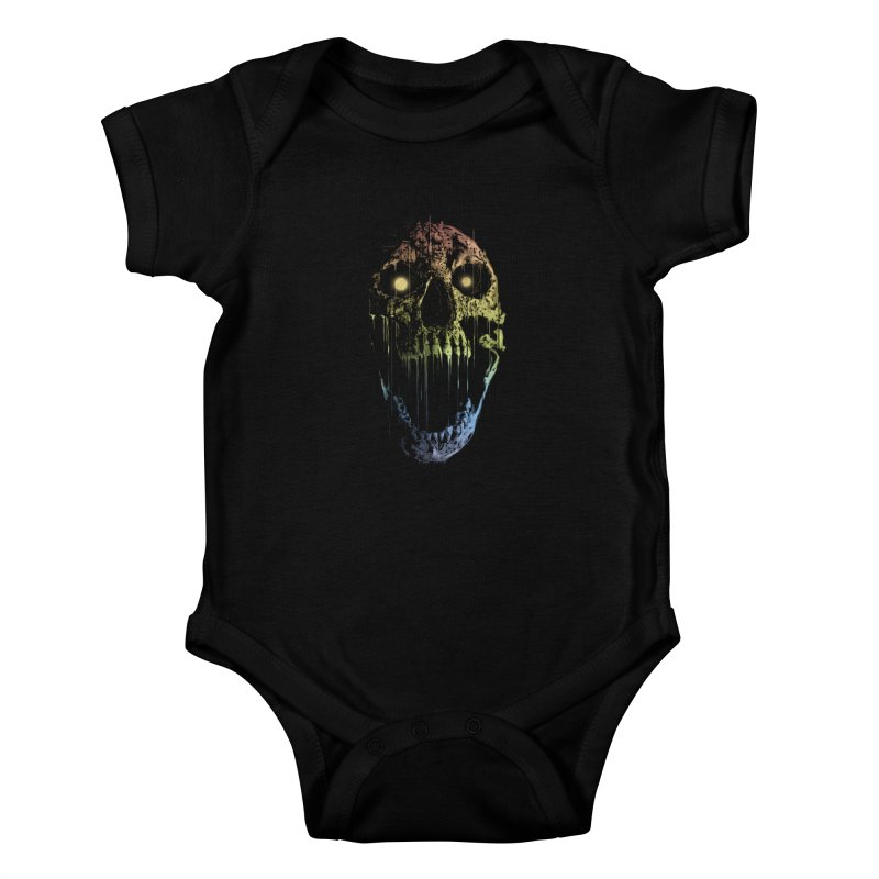Soul Eater Kids Baby Bodysuit by doylesee's Artist Shop