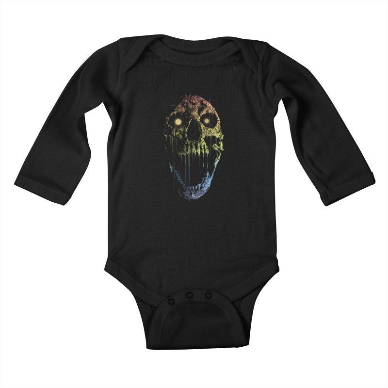 Soul Eater Kids Baby Longsleeve Bodysuit by doylesee's Artist Shop