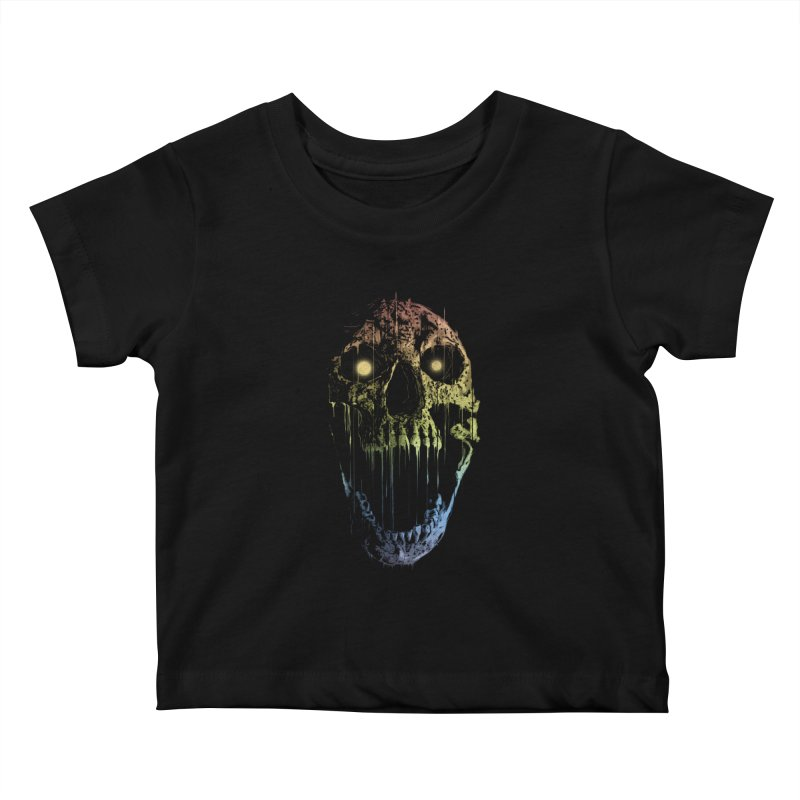 Soul Eater Kids Baby T-Shirt by doylesee's Artist Shop
