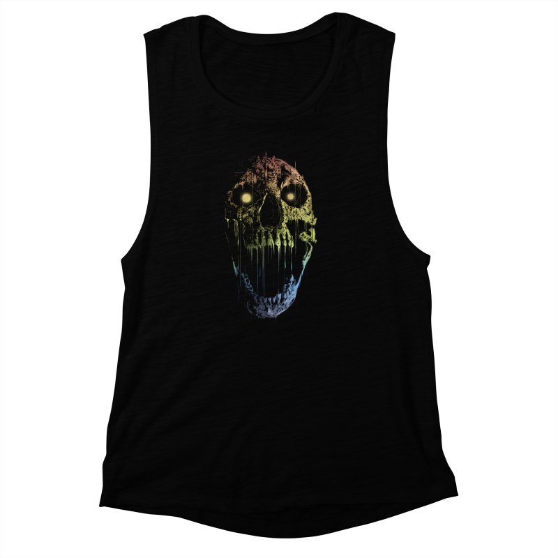 Soul Eater Women's Muscle Tank by doylesee's Artist Shop