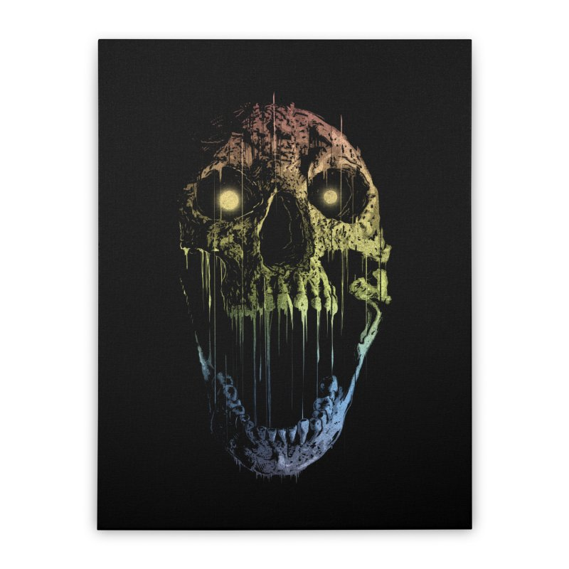 Soul Eater Home Stretched Canvas by doylesee's Artist Shop